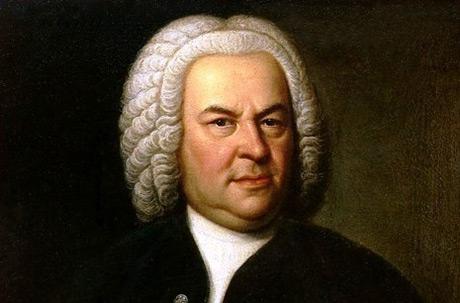 Bild 2 Bach Kvinnorna i familjen Bach levde i skymundan av mästaren Johann Sebastian Bach (bilden) och hans söner. I kyrkliga sammanhang var det inte tillåtet för kvinnorna att sjunga.
