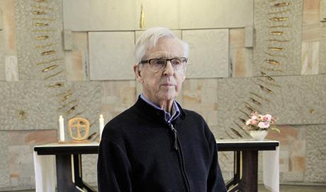 Per Olof menar att urvalsprocessen av nya psalmer för den psalmboken kommer att bli ännu mer krävande den här gången. Foto: Lars Bergström