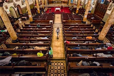Konsert-formen har fått många nya besökare att upptäcka orgeln och Bach. Foto: Gubbio's photostory